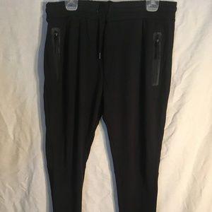 Verde Pants - Verde Men's jogger pants front zippered pockets XL